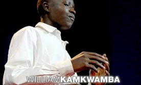 William Kamkwamba on building a windmill