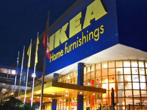 The IKEA Store in Queenstown, Singapore - Img by Calvin Teo, June 2006