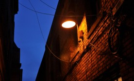 In the Alley: The Photographer's Story