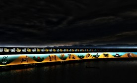 First Nations Art Brings a Powerful Beauty to Victoria's Breakwater