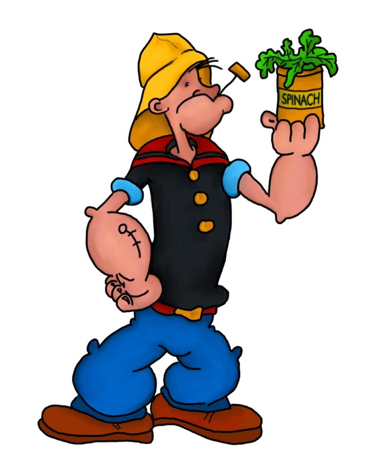 Popeye: Popeye Got It Right