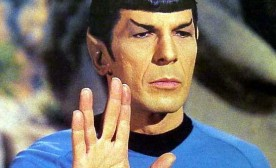 So Long, Mr. Spock. It's Only Logical We'll Miss You.