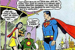 Fictional Mothers and their Famous Offspring, from Supermen to Monsters