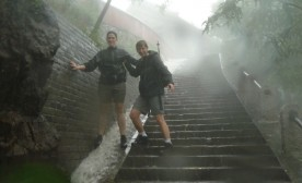 Stairway to Heaven: Climbing China's Great Wall for Cancer Charity
