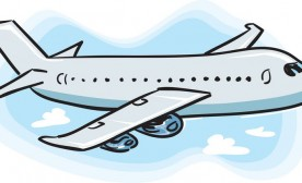 """Air Travel and Things that Make You Go """"Hmmm"""""""