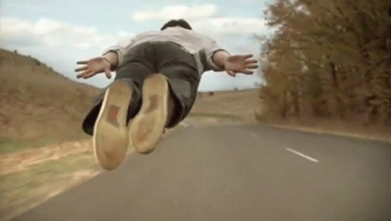 Human flying