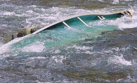 Swamped: When Death Comes Too Close for Comfort