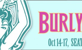 Burlycon Diaries #2 — Rosie is Fit to Be Tied!
