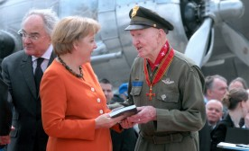An Unlikely Friendship: The German Girl and the Candy Bomber