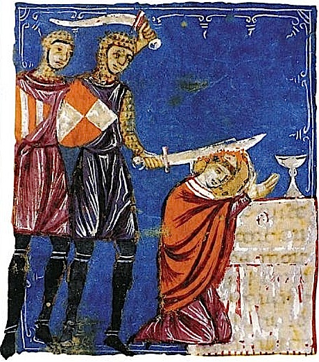 a history of the canterbury cathedral and thomas beckets death But the building we know today has its origins in the most infamous murder of the medieval age - thomas becket in 1170 after his death a devastating fire meant that canterbury could be rebuilt as.