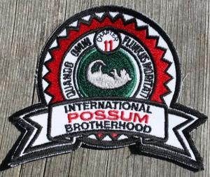 Possum Lodge Crest
