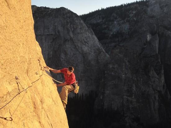 Rock climbing courtesy of Boing Boing