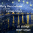 all things start small-CD cover-Katy Henderson and the Falling Stars