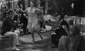 Betty Field Dancing the Charleston in The Great Gatsby