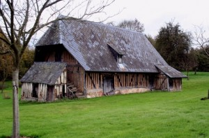 The pressoir, Normandy, France