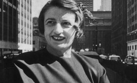 Ayn Rand, Author and philosopher Ayn Rand. Photograph: Hulton Archive/New York Times Co./Getty
