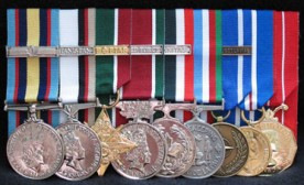 Canadian Military Medals
