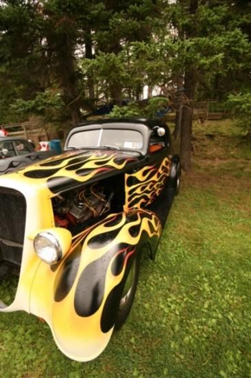 The Atlantic Nationals - car show