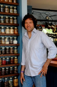 Chef Michael Smith promotes local foods and is a big player in the Village Feast