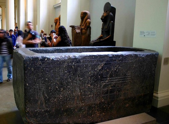 Sarcophagus of Hapmen