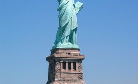 Meeting Lady Liberty