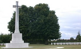 picture from Bretteville sur Laize Canadian War Cemetry