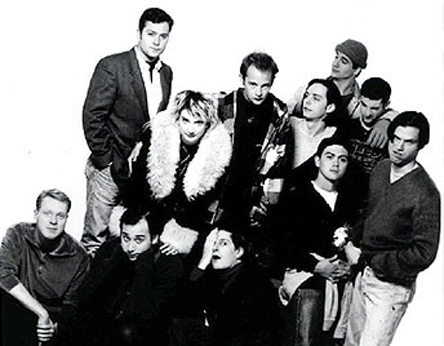 The State cast