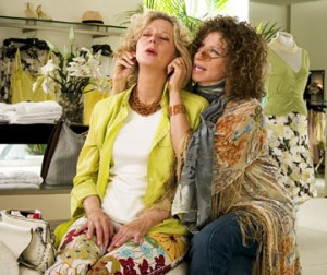 LIFE AS A HUMAN – My Three Mothers-in-Law Barbra Streisand Meet The Fockers