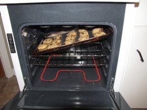 Cookies vs. Oven