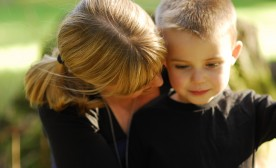 Learning How to Duck When Dealing with Kids' Anger