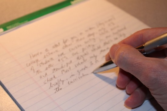Handwriting Rediscovered – LIFE AS A HUMAN