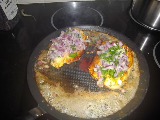 puffballs cooked like steak