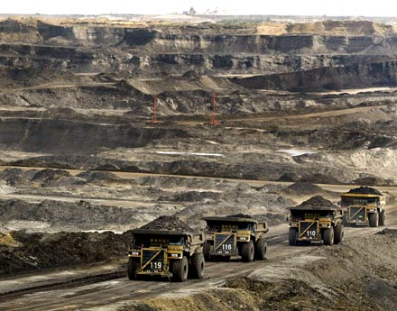 Canada's Tar Sands in Fort McMurray