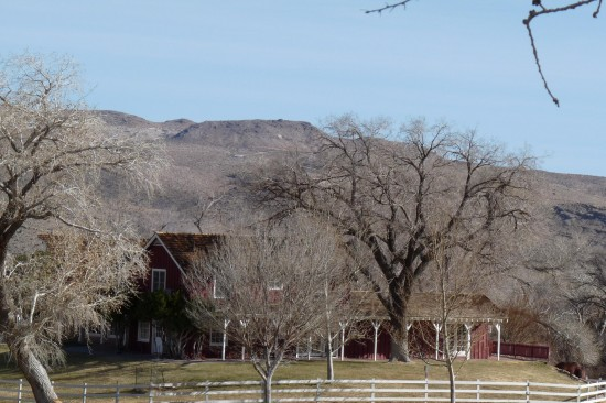 Mt. Springs Ranch in Nevada