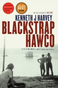 Blackstrap Hawco by Kenneth J. Harvey