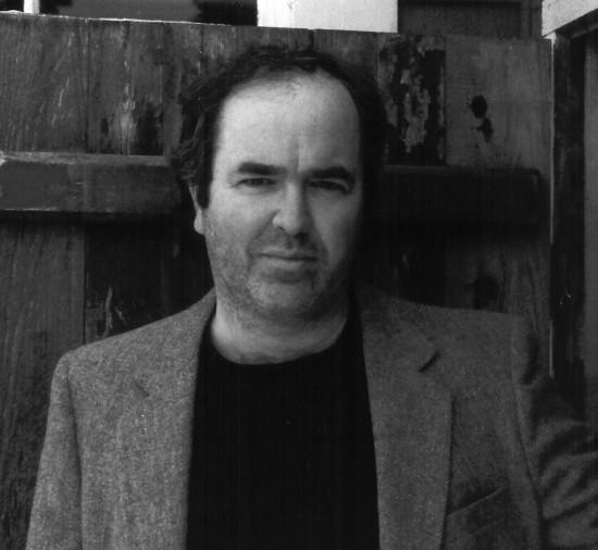 Canadian writer Kenneth J. Harvey