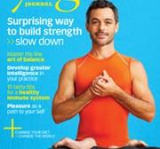 YogaJournal Cover, Mar11