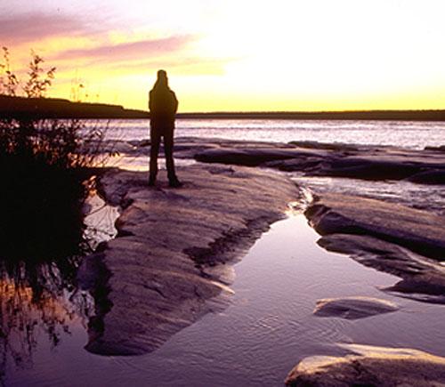 Slave River/Wood Buffalo National Park