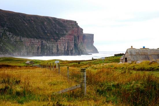 Cliffs of Hoy