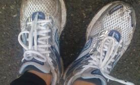 Marathon Training Week Seven