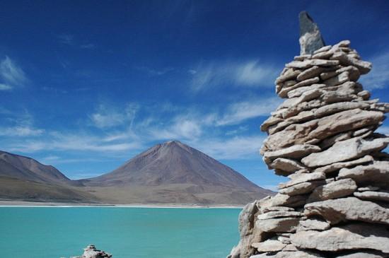 Laguna Verde, Bolivia (Pachata en laguna verde)