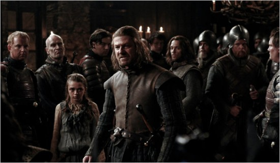 """Game of Thrones"" is a 10-part series beginning Sunday on HBO."