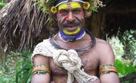 Papua New Guinea Part 2: Dressed to Thrill