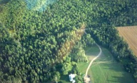 Flyover of the Macphail Woods homestead and surrounding area.