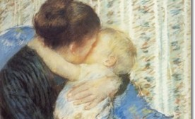 "Mary Cassatt's ""Mother and Child"", 1880s"
