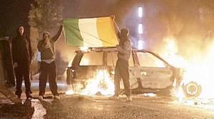 Northern Ireland clashes