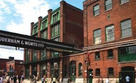 Toronto's Distillery District