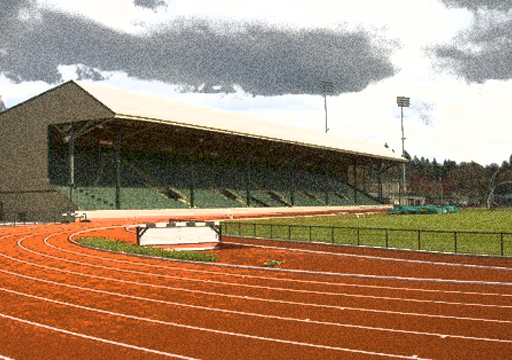 Eugene, Oregon track