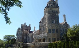 Casa Loma is a Canadian landmark.