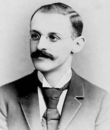 Abraham Flexner, circa. 1895